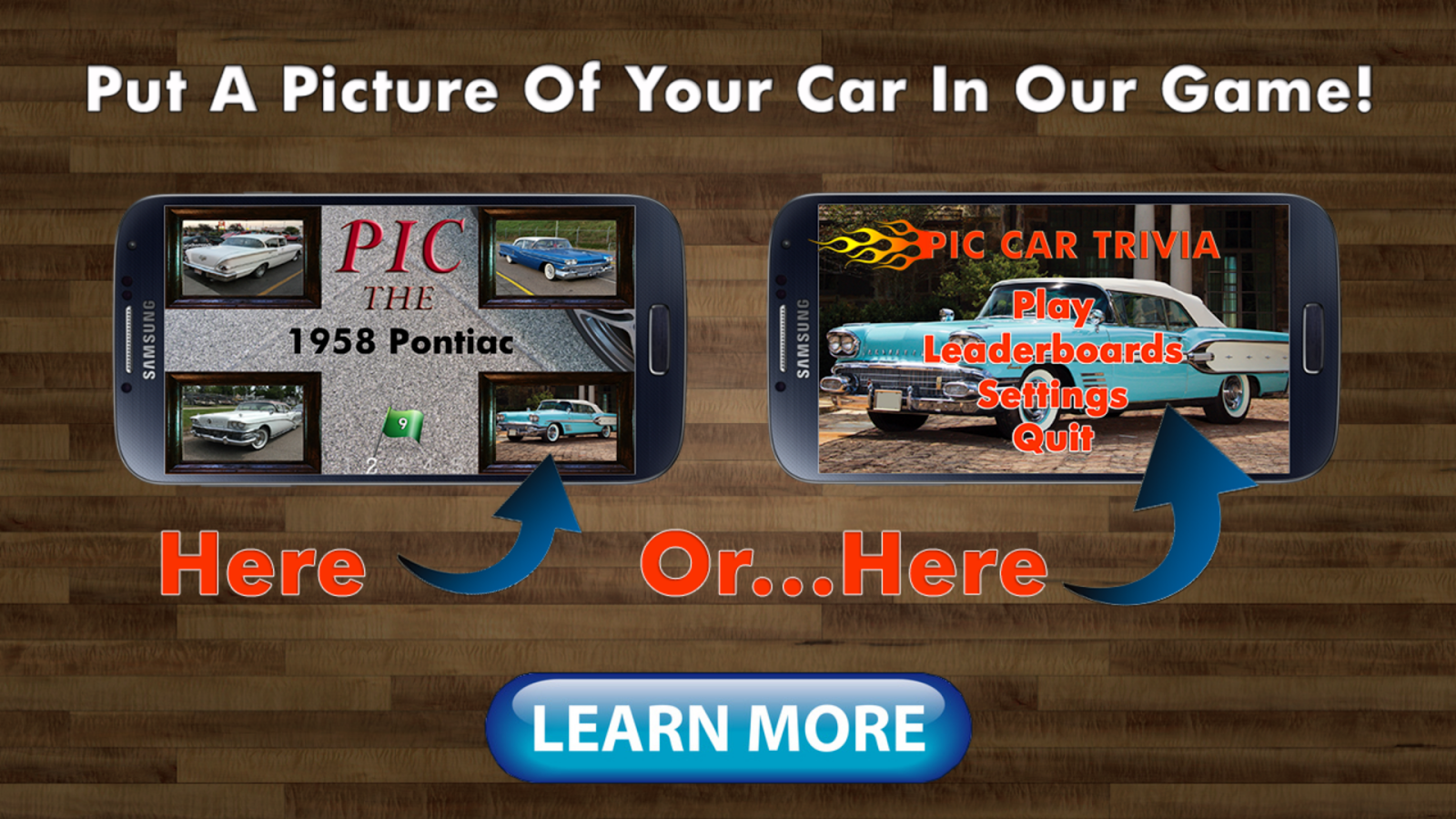 Classic Car Trivia: The Auto Quiz Challenge Paid- screenshot