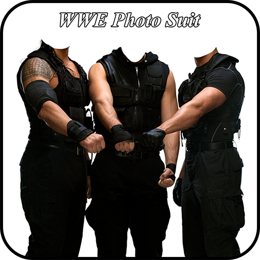 Photo Suit Maker For WWE