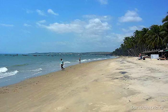 Пляжный отдых в Муйне в феврале, Вьетнам