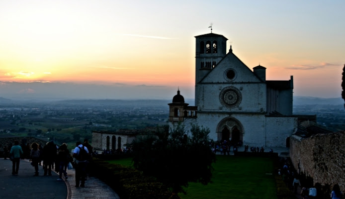 Basilica di San Francesco d'Assisi di BeatriceBizzarri