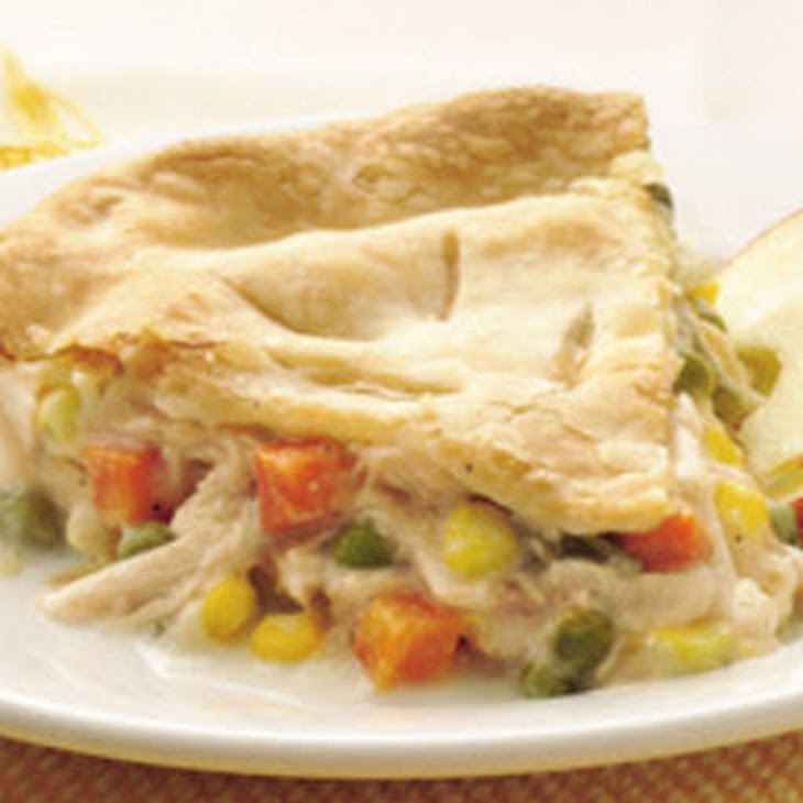 Fast and Easy Chicken Pot Pie Recipe