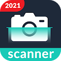 Camera scanner - Scan document and PDF creator icon