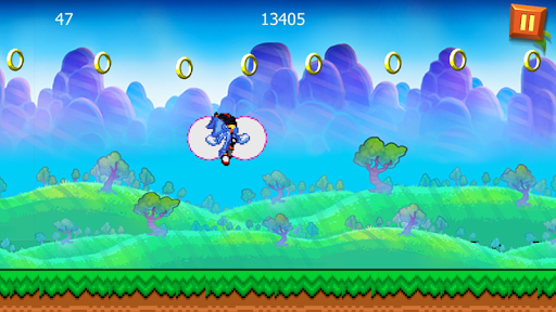 Super Hedgehog Classic - screenshot