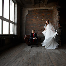 Wedding photographer Aleksandra Eremeeva (eremeevaphoto). Photo of 16.01.2019
