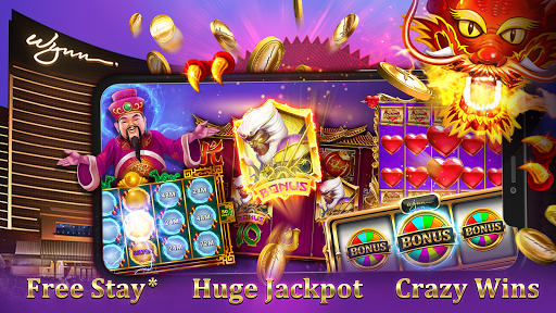 Wynn Slots - Online Las Vegas Casino Games 4.6.5 screenshots 1