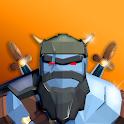 Battle of Polygon Warriors icon