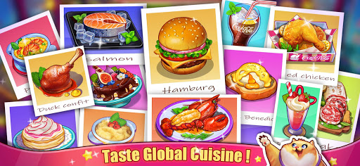 Crazy Cooking Tour: Chef's Restaurant Food Game apktram screenshots 6