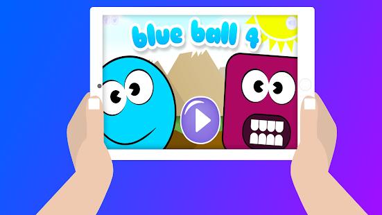 Blue Ball 4 - náhled