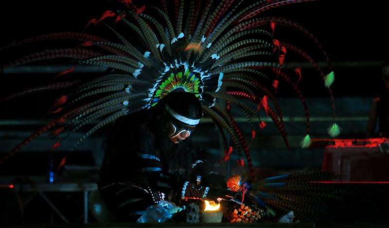 L'azteco di Germano