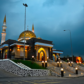 al mi'raj by Muzakhir Rida - Buildings & Architecture Other Exteriors