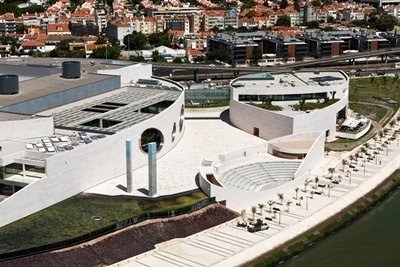 Champalimaud Centre for the Unknown, Lisbon, Portugal