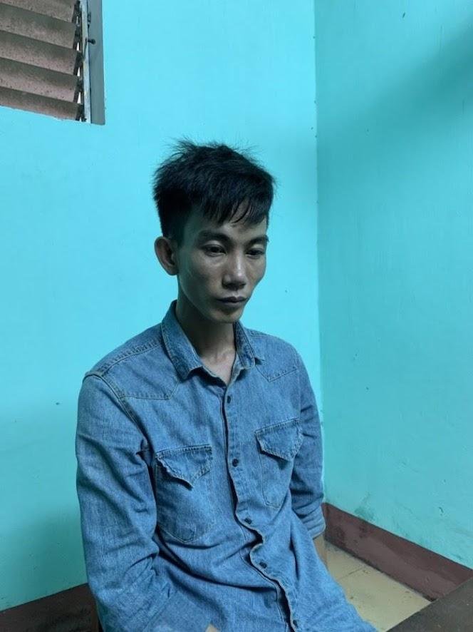 Đối tượng Đặng Minh Quốc - kẻ thuê Thành vận chuyển ma túy