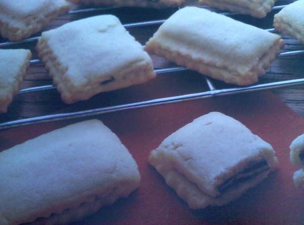 Choco-mint Pillows Recipe