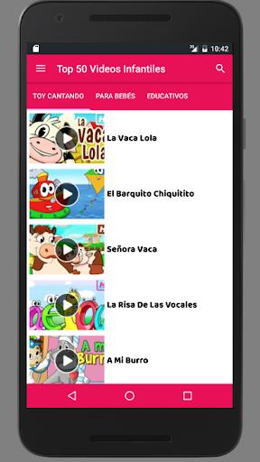 Canciones Infantiles Vaca Lola