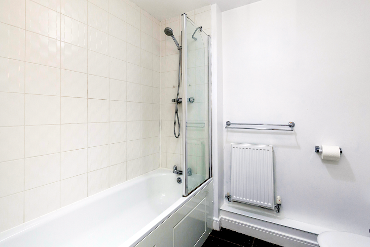 Bathroom at Wave Court - Romford