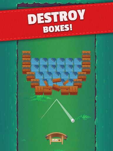 Bouncefield: Arkanoid Bricks Breaker 1.1.0 screenshots 7