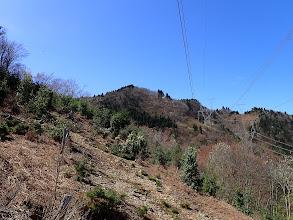 中央左が鷹ヶ峰