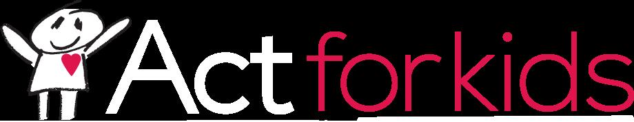 Act for Kids Logo rev