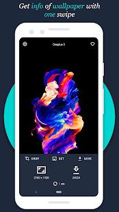 WalP - Stock HD Wallpapers Screenshot