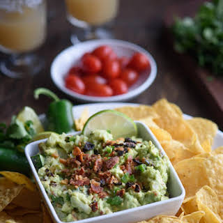 Loaded Easy Guacamole.