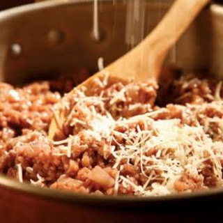 Risotto With Red Wine And Beef Recipes
