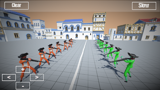 Ragdoll battle simulator apktram screenshots 3