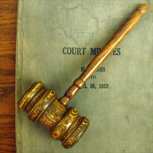 Gavel. File photo