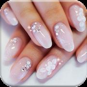 Wedding Nails Ideas - Beautiful Nail Art Designs