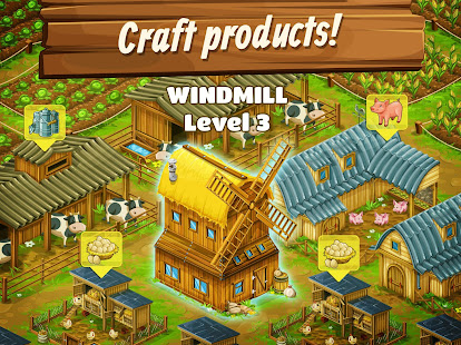 Big Farm: Mobile Harvest – Free Farming Game 10