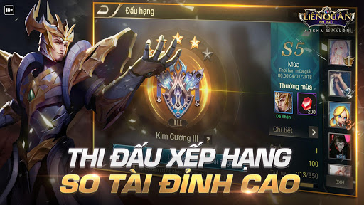Garena Liu00ean Quu00e2n Mobile 1.20.1.1 screenshots 4