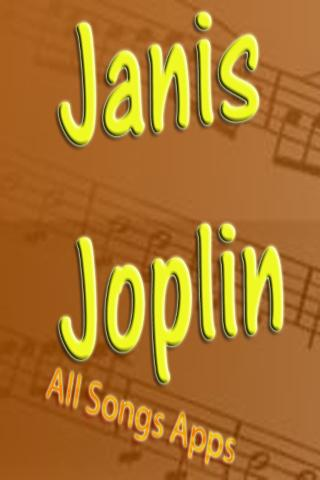 All Songs of Janis Joplin