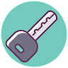 翻墙大师(非凡VPN、天行VPN、云墙、自由门、VPN Master、VPN大师、vpn网络直通车) app apk icon