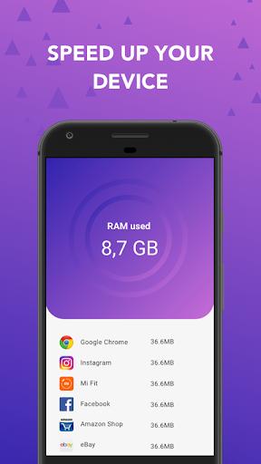 Violet Utility screenshot 3