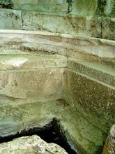 Photo: Royal Illyrian Tomb in Selca,  shaped as a theatre 3rd century BC