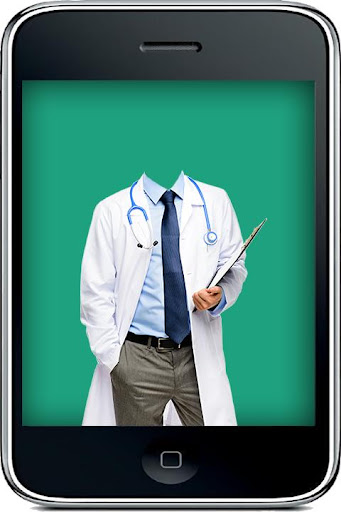 Doctor Photo Suit Editor
