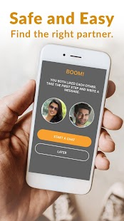 Qeep® Indian Dating App for Serious Relationships Screenshot