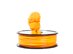 Orange MH Build Series PLA Filament - 3.00mm (1kg)