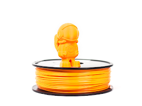 Orange MH Build Series PLA Filament - 3.00mm