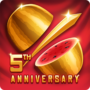 Fruit Ninja v2.3.0 [.apk + sdfiles] [Android]
