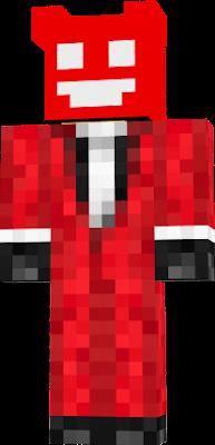 deadmau5 red suit - photo #49