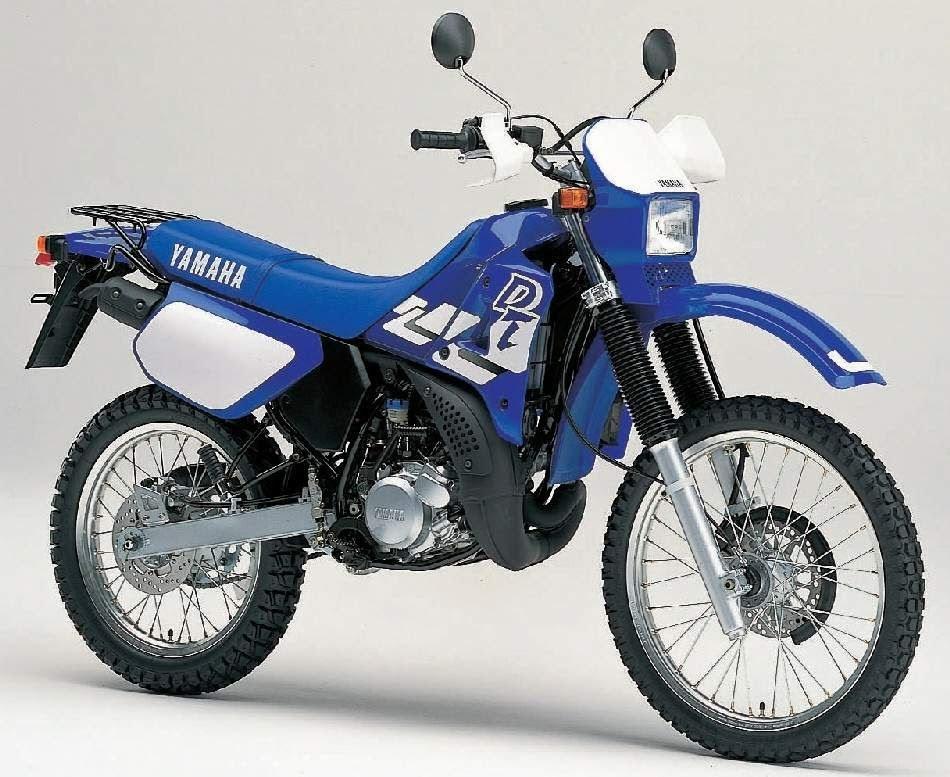 Yamaha DT 125 R-manual-taller-despiece-mecanica