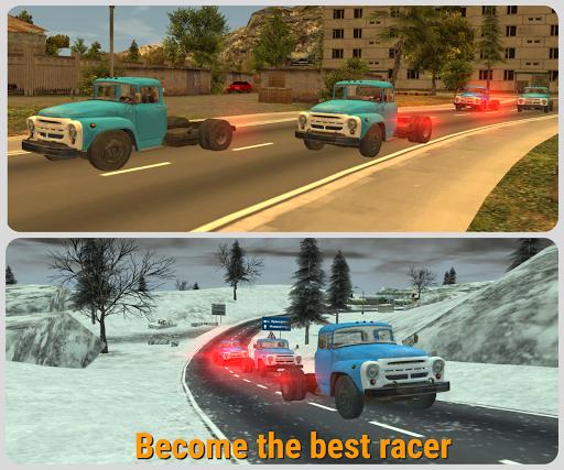 Russian Car Driver  ZIL 130 modavailable screenshots 8
