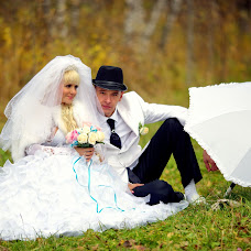 Wedding photographer Aleksandr Vedyashkin (wed42). Photo of 28.10.2013