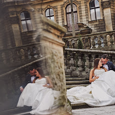 Wedding photographer Michal Bachulski (bachulski). Photo of 11.04.2017