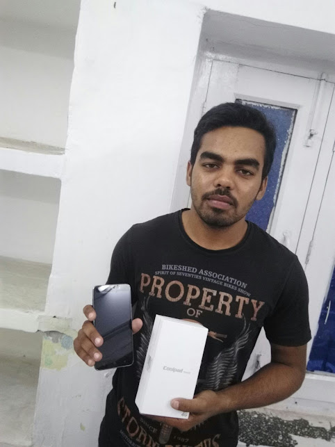 Winner of CoolPad Note 3 giveaway