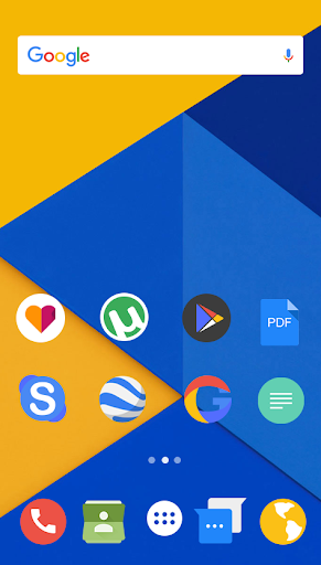 M Theme - Flat UI Icon Pack