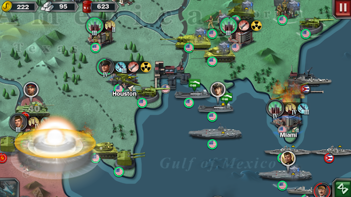 World Conqueror 3 - screenshot