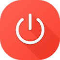 Fast Locker: Double Tap Lock Screen for U Launcher icon
