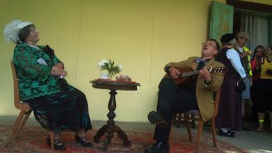 Photo: Multifunkcinio centro direktorius mus pasitiko su muzika