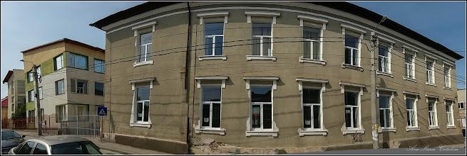 """Photo: Str. Dr. Ioan Ratiu, Nr.53 - Scoala """"Teodor  Murășanu"""" - 2017.05.03"""